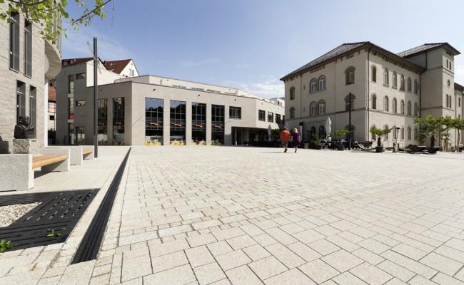 Kocherquartier in Schwäbisch Hall