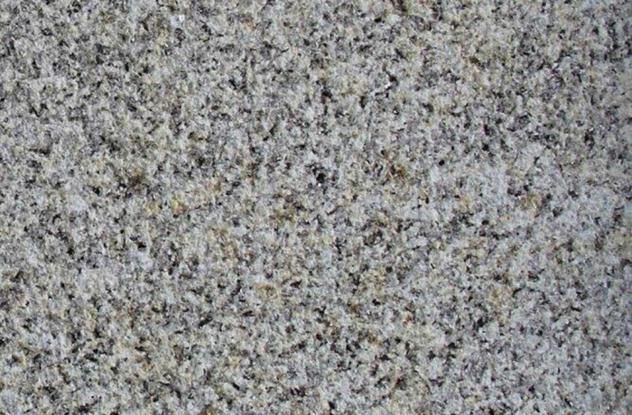 Granit gestockt