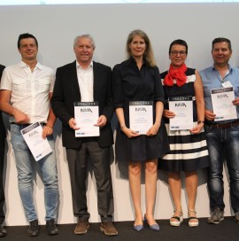 Helgert Granit gewinnt Naturstein Marketing Award